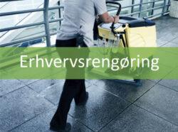 Erhvervsrengøring hos Miljø Rent