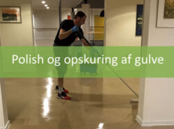 Polish hos MIljø Rent