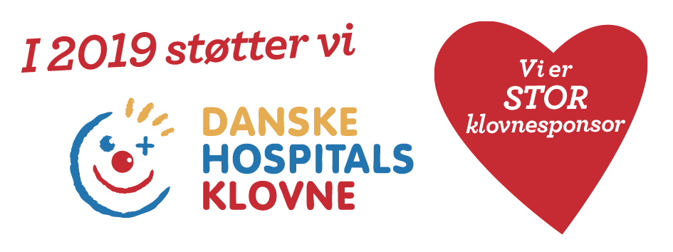 Danske Hospitals Klovne hos MIljø Rent